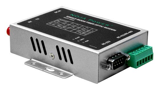 Одномодовий модем-конвертер RS232 в оптику