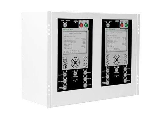 Подвійний блок дистанційного керування HMI