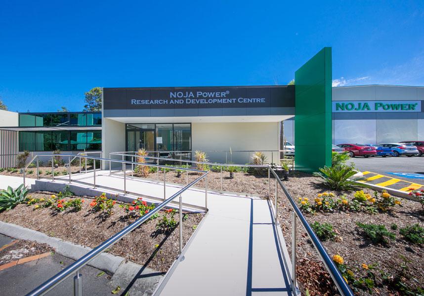 NOJA Power R&D Building