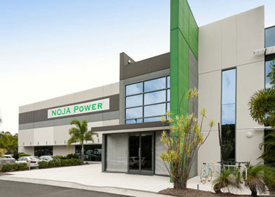 NOJA Power building